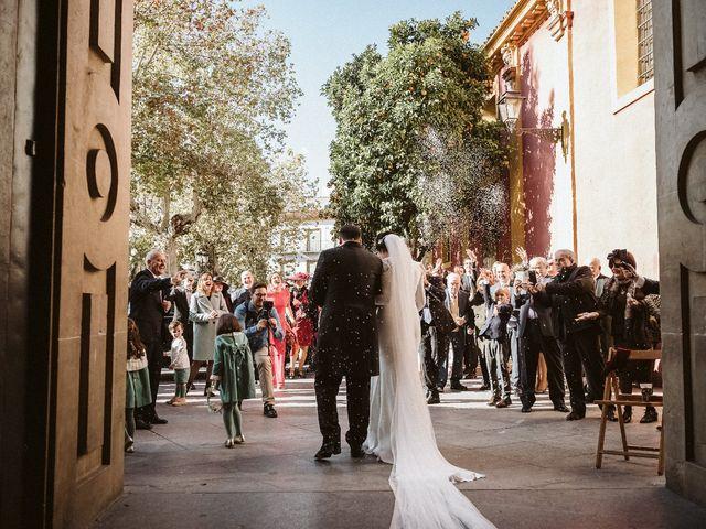 La boda de Daniel y Rosalía en Sevilla, Sevilla 20