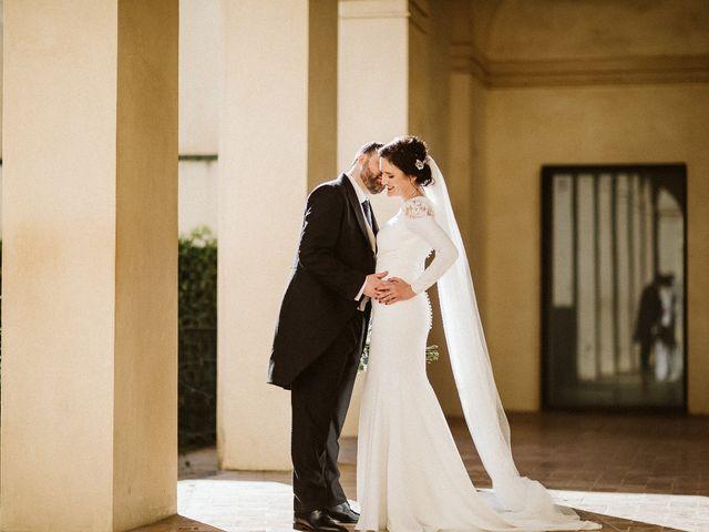 La boda de Daniel y Rosalía en Sevilla, Sevilla 31