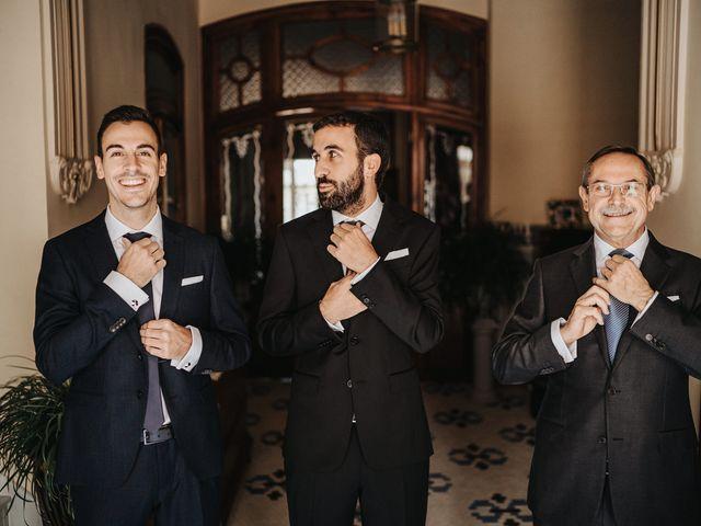 La boda de Judith y Vicente en Valencia, Valencia 15