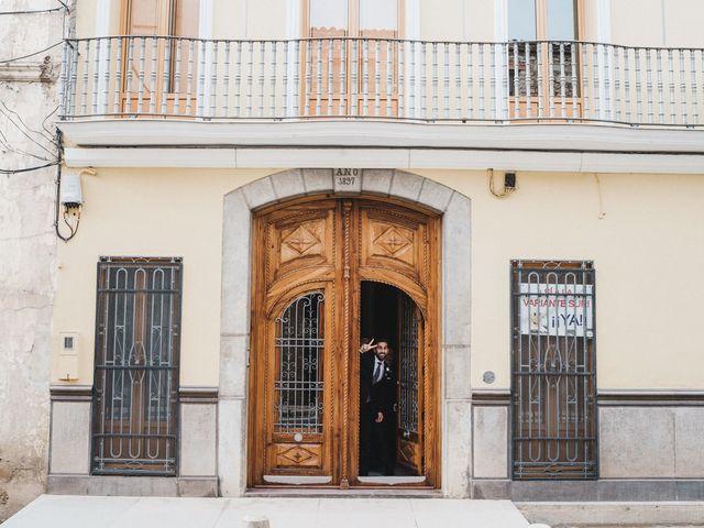 La boda de Judith y Vicente en Valencia, Valencia 19