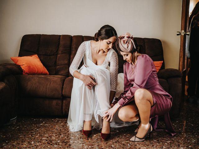 La boda de Judith y Vicente en Valencia, Valencia 36