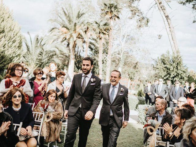 La boda de Judith y Vicente en Valencia, Valencia 48