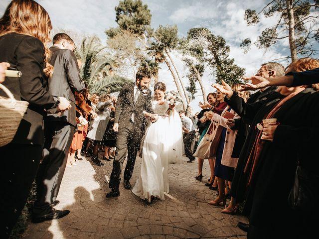 La boda de Judith y Vicente en Valencia, Valencia 76