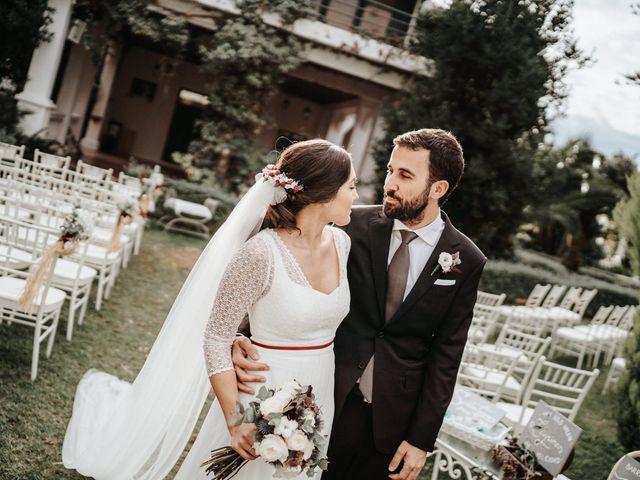 La boda de Judith y Vicente en Valencia, Valencia 78