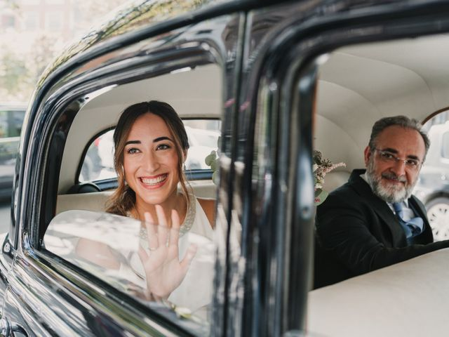 La boda de Samuel y Belén en Valencia, Valencia 1