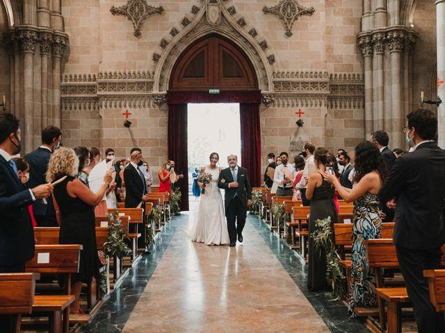 La boda de Samuel y Belén en Valencia, Valencia 21