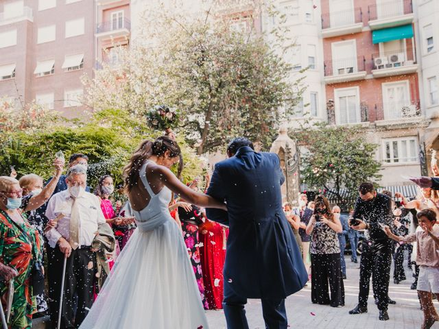 La boda de Samuel y Belén en Valencia, Valencia 29