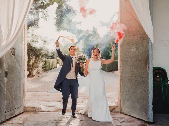 La boda de Samuel y Belén en Valencia, Valencia 35