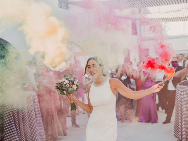 La boda de Samuel y Belén en Valencia, Valencia 36