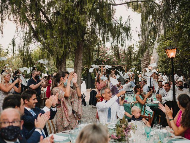 La boda de Samuel y Belén en Valencia, Valencia 39
