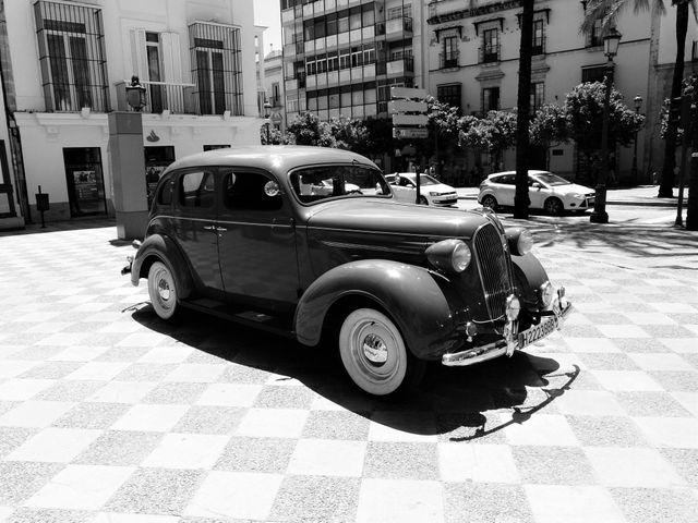 La boda de Rubén  y Stella  en Jerez De La Frontera, Cádiz 3