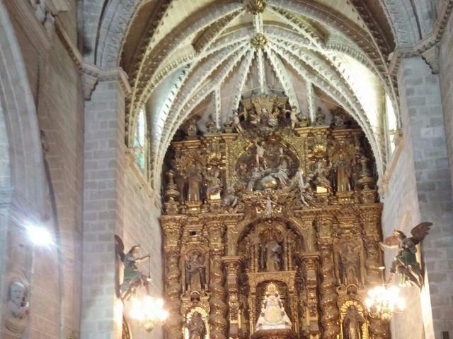 La boda de Rubén  y Stella  en Jerez De La Frontera, Cádiz 9