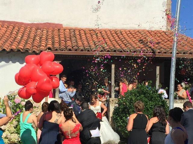 La boda de ruben y francelina en Grado, Asturias 3