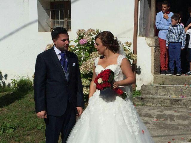 La boda de ruben y francelina en Grado, Asturias 1
