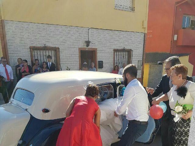 La boda de ruben y francelina en Grado, Asturias 7