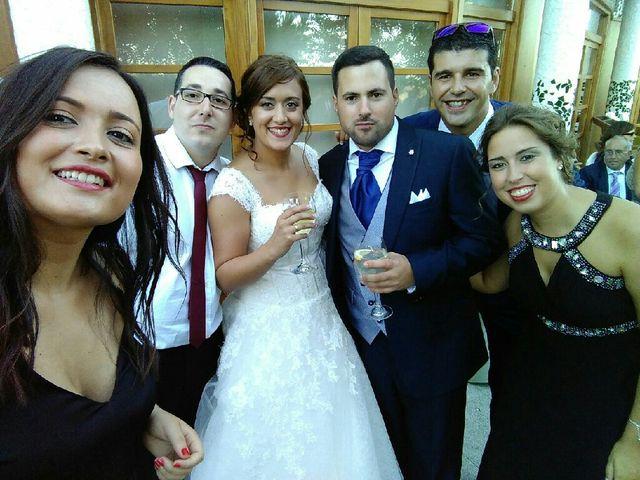 La boda de francelina y ruben