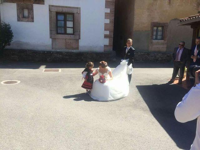 La boda de ruben y francelina en Grado, Asturias 8