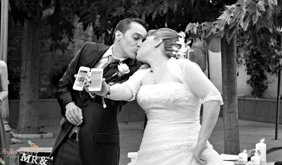 La boda de Mariano Gómez y Patri Hachi en Canovelles, Barcelona