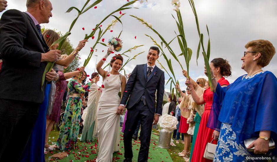 La boda de Joaquin y Bárbara en Puertollano, Ciudad Real