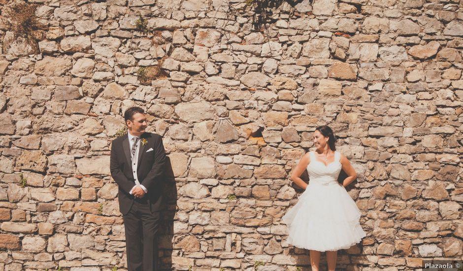 La boda de Alberto y Verónica en Gijón, Asturias