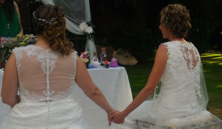 La boda de Noelia  y Marga  en Chinchon, Madrid