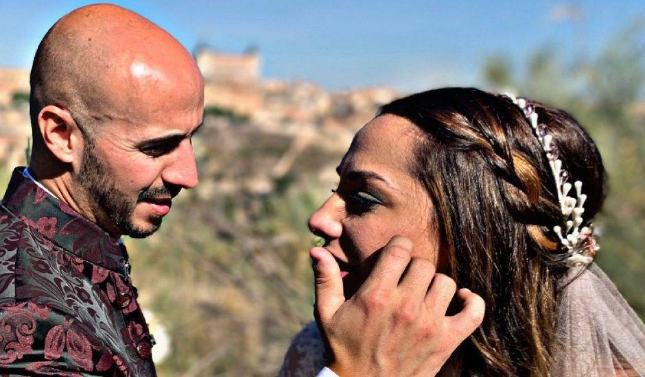 La boda de Roberto y Thais en Magan, Toledo