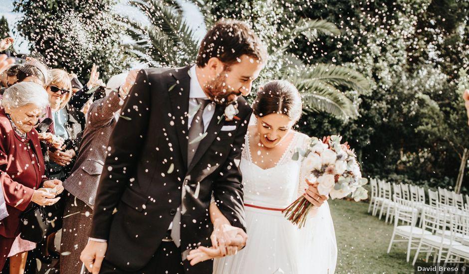 La boda de Judith y Vicente en Valencia, Valencia