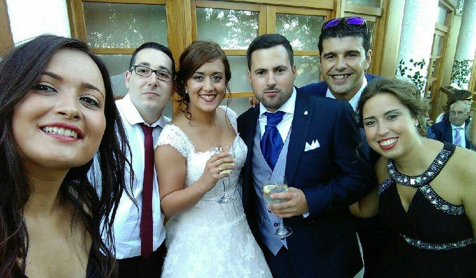 La boda de ruben y francelina en Grado, Asturias