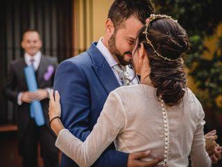 La boda de Nieves y Miguel Ángel 2