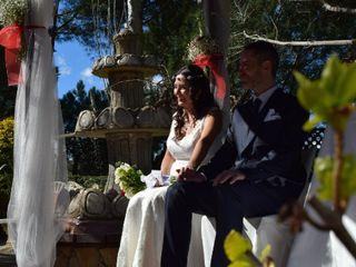 La boda de Barbara y Jordi