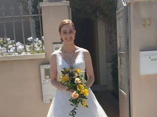 La boda de Maria del Mar y Santiago  3
