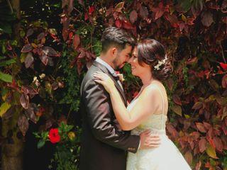 La boda de Melania y Cristian