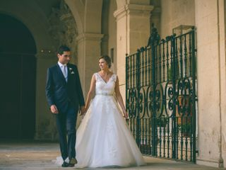 La boda de Nerea y Fabio