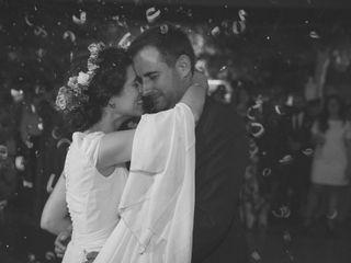 La boda de Lucía y Juanje