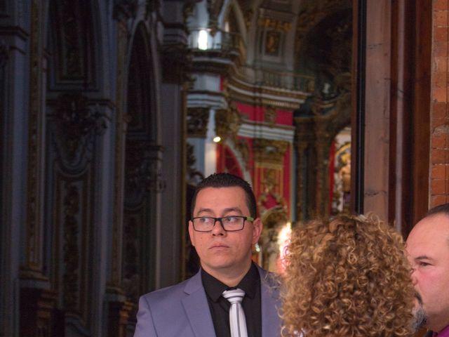 La boda de David y Andrea en Málaga, Málaga 5