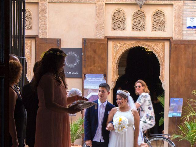 La boda de David y Andrea en Málaga, Málaga 7