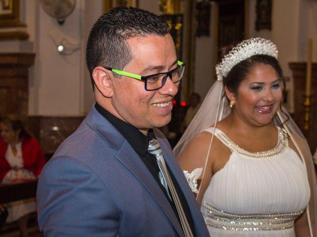 La boda de David y Andrea en Málaga, Málaga 9