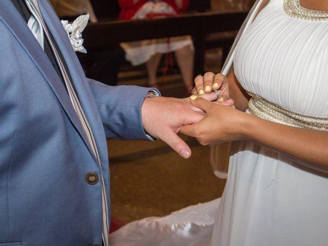 La boda de David y Andrea en Málaga, Málaga 10