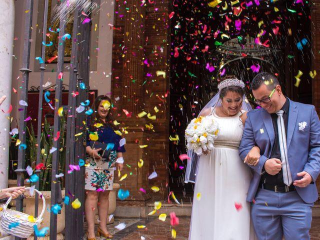 La boda de David y Andrea en Málaga, Málaga 12