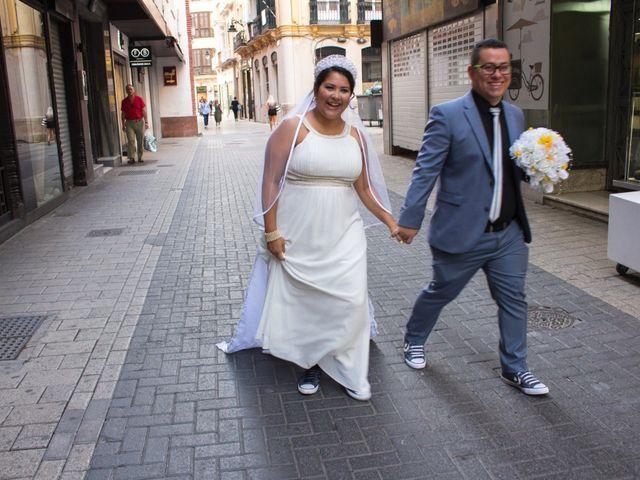 La boda de David y Andrea en Málaga, Málaga 14