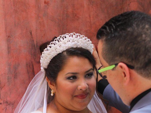 La boda de David y Andrea en Málaga, Málaga 16