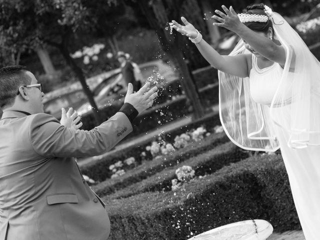 La boda de David y Andrea en Málaga, Málaga 17