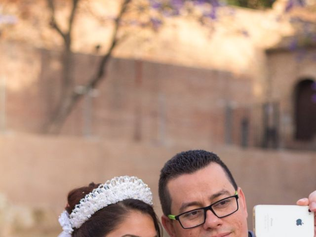 La boda de David y Andrea en Málaga, Málaga 20