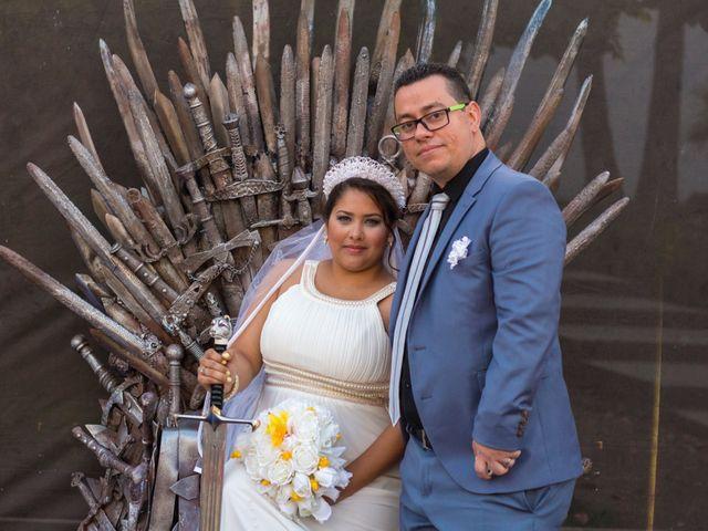 La boda de David y Andrea en Málaga, Málaga 23