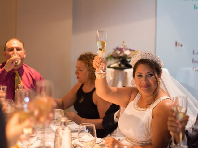 La boda de David y Andrea en Málaga, Málaga 24