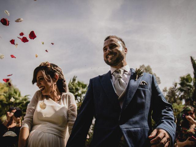 La boda de Nieves y Miguel Ángel