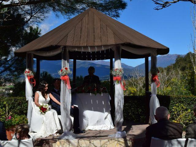 La boda de Jordi y Barbara en Llinars Del Valles, Barcelona 1