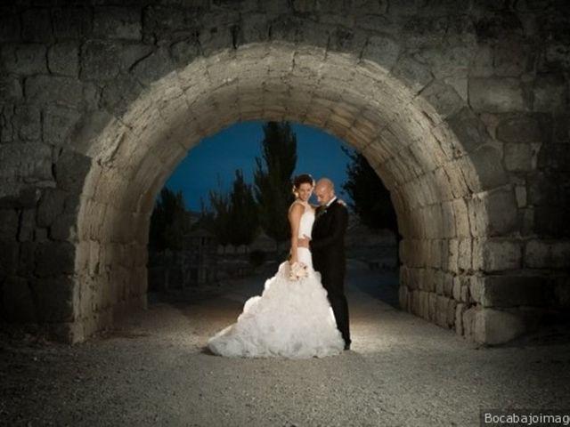 La boda de Clara y Víctor