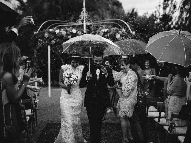 La boda de Elisabetta y Pablo