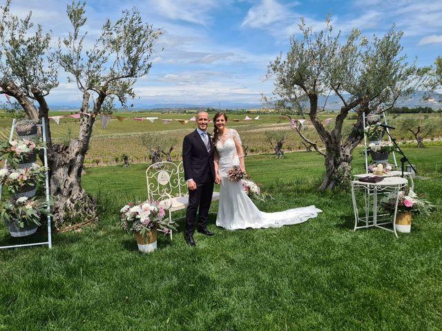 La boda de Alba y Xavi
